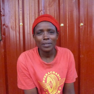 Mercy Wamongo