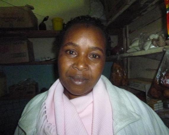 Zipporah Mboge